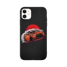 Car Print iPhone Case