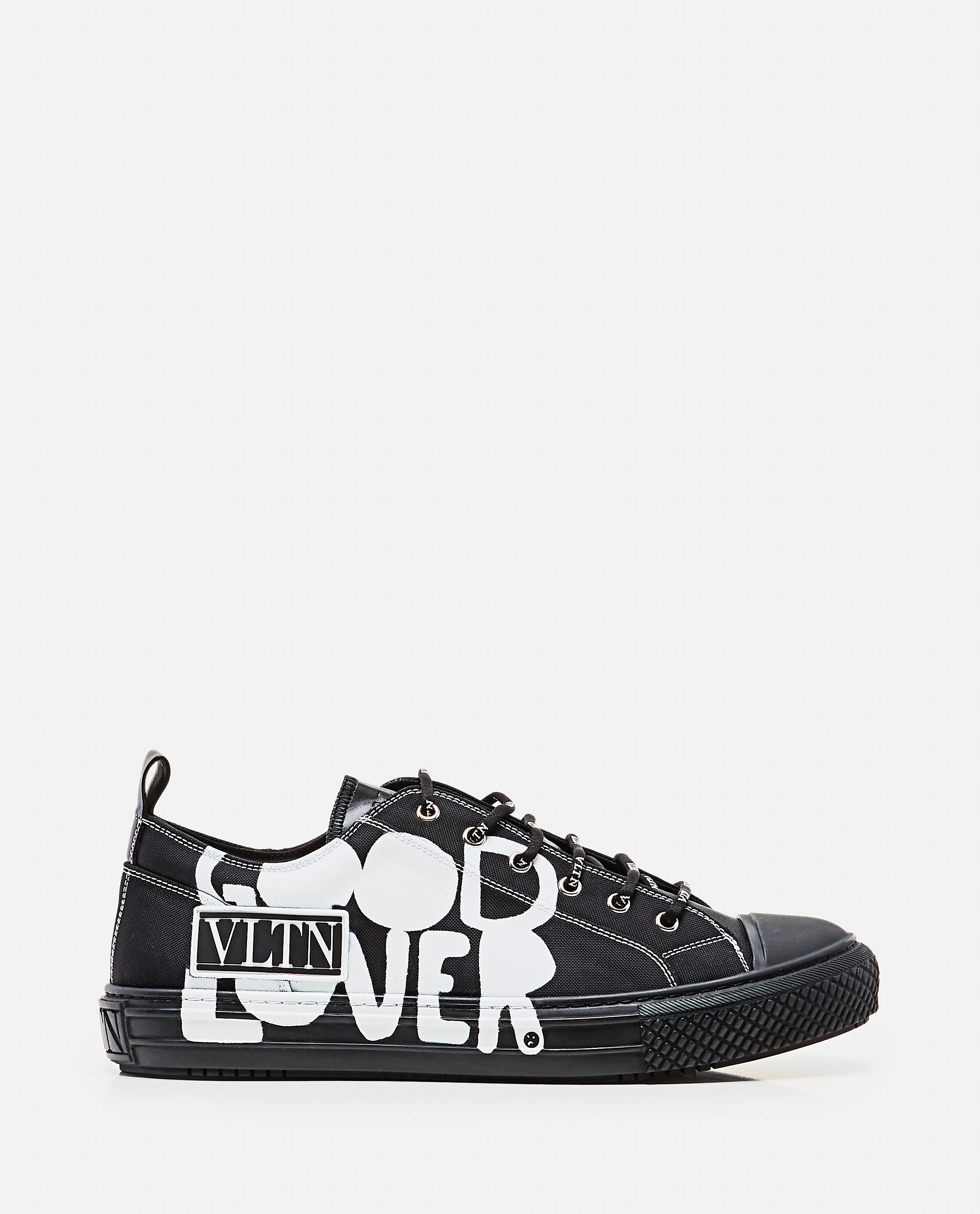 Valentino Garavani Giggies Lovers Language low-top sneaker