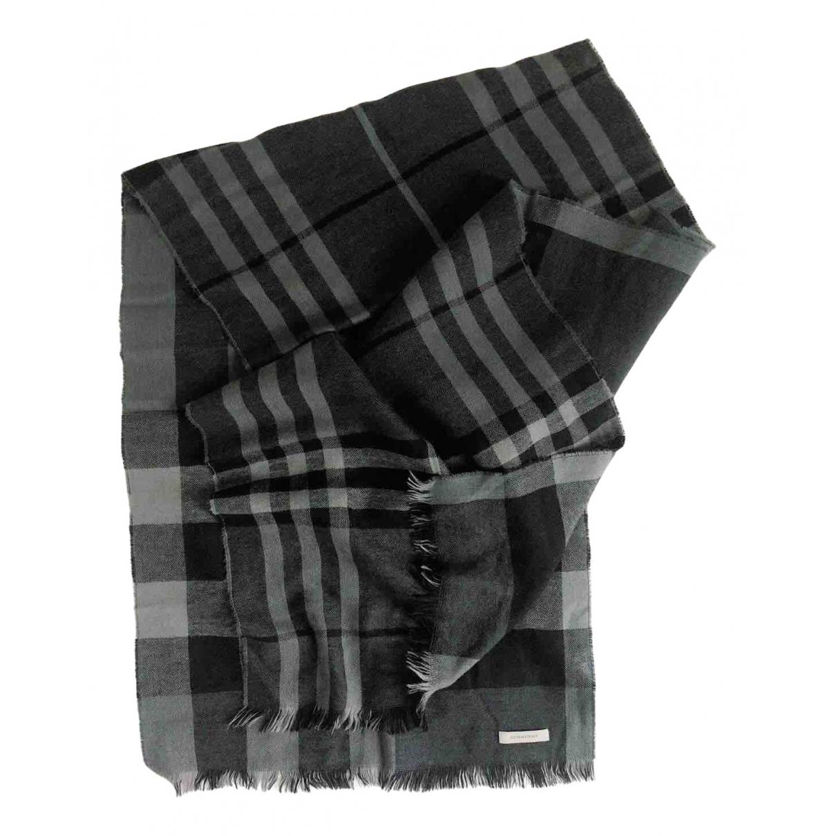 Burberry - Cheches.Echarpes   pour homme en laine - multicolore