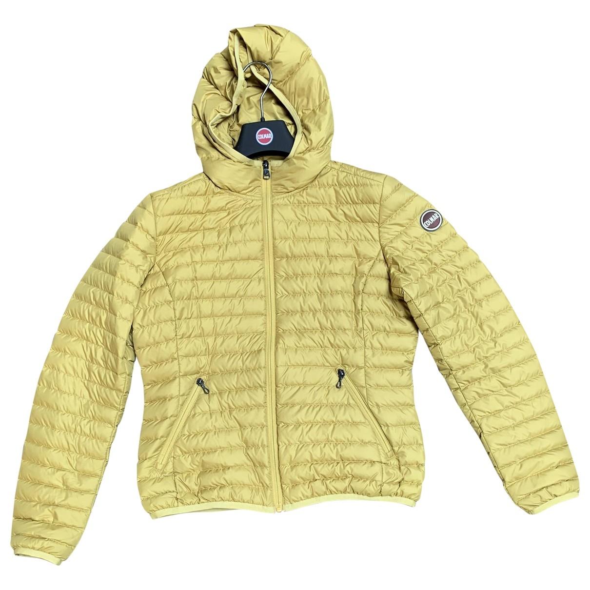 Colmar \N Maentel in  Gelb Polyester