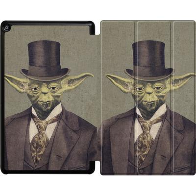 Amazon Fire HD 10 (2018) Tablet Smart Case - Sir Yodington von Terry Fan