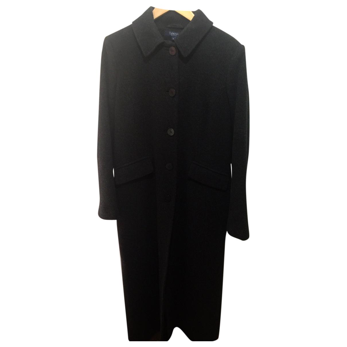 Autre Marque - Manteau   pour femme en laine - gris