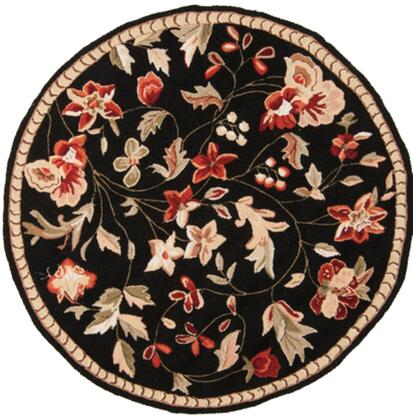 Flor FLO-8907 3' Round Cottage Rug in
