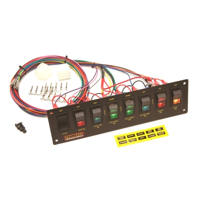 Painless Wiring 8 Switch Panel - 50201
