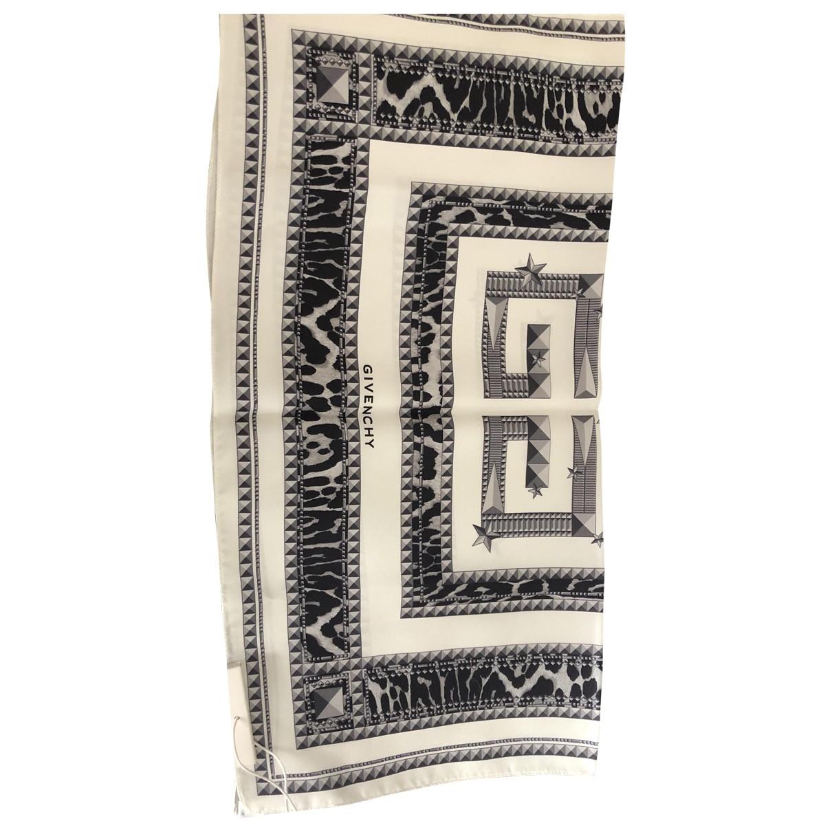 Givenchy \N Multicolour Silk Silk handkerchief for Women \N