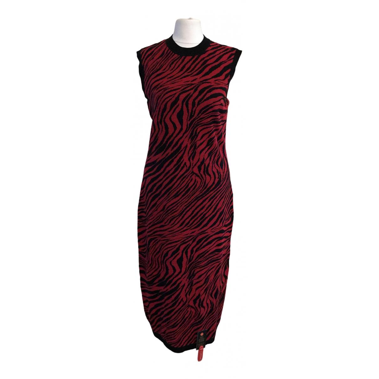 Mcq - Robe   pour femme en coton - multicolore