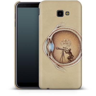 Samsung Galaxy J4 Plus Smartphone Huelle - Extraordinary Observer von Enkel Dika