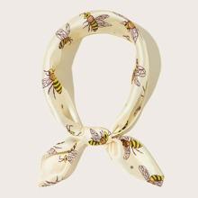 Bandana mit Biene Muster
