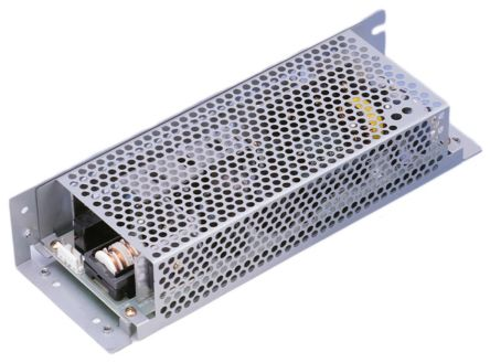 Cosel , 151W Embedded Switch Mode Power Supply SMPS, 24V dc, Enclosed