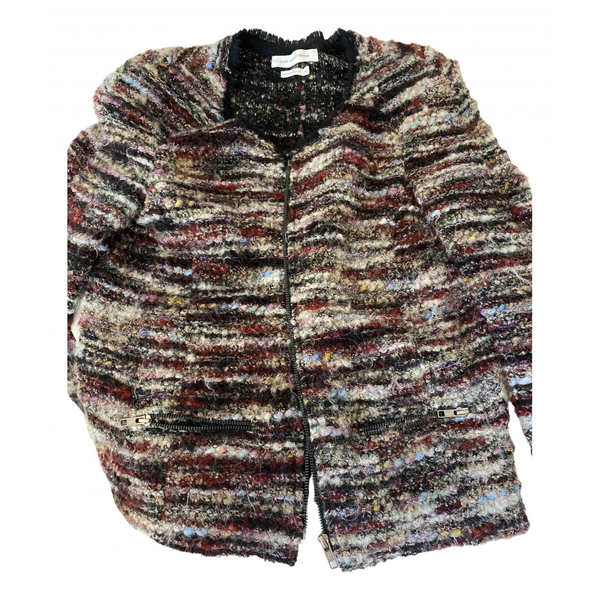 Isabel Marant Etoile \N Multicolour Wool jacket for Women 40 FR
