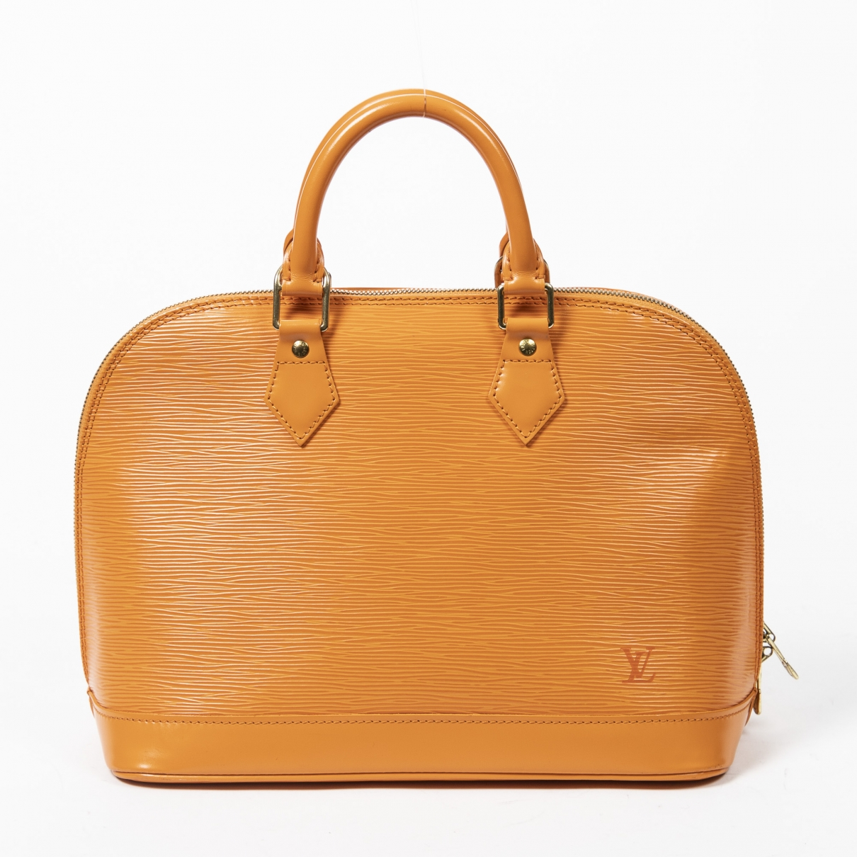 Louis Vuitton Alma Leather handbag for Women \N