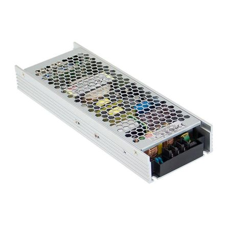 Mean Well , 500.4W Embedded Switch Mode Power Supply SMPS, 12V dc, Enclosed