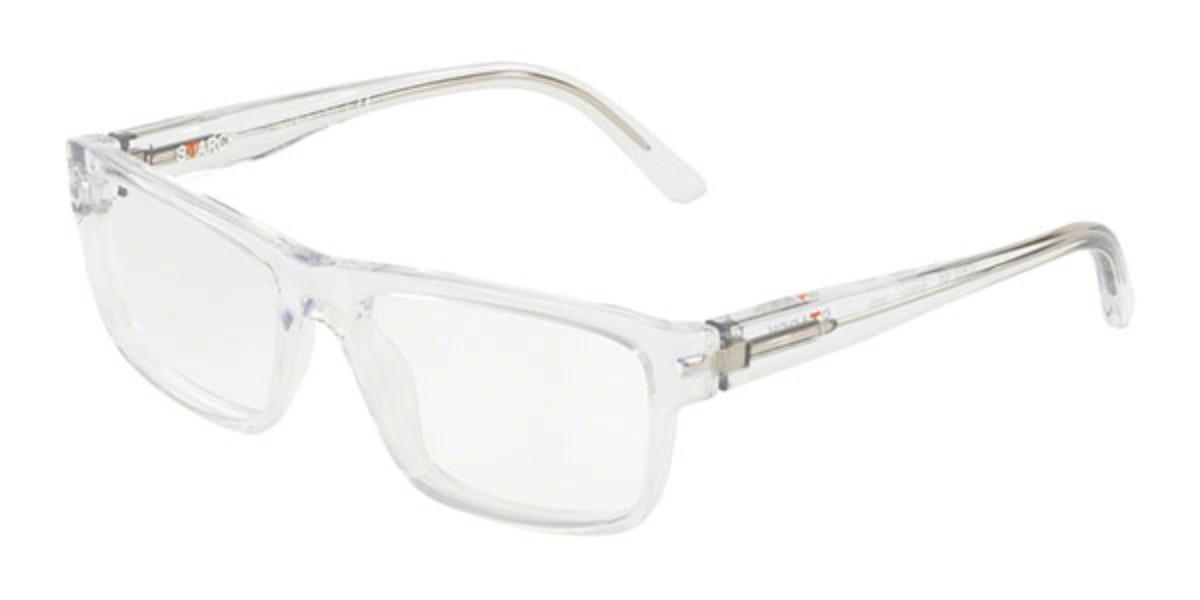 Starck SH3050 0006 Men's Glasses Clear Size 55 - Free Lenses - HSA/FSA Insurance - Blue Light Block Available