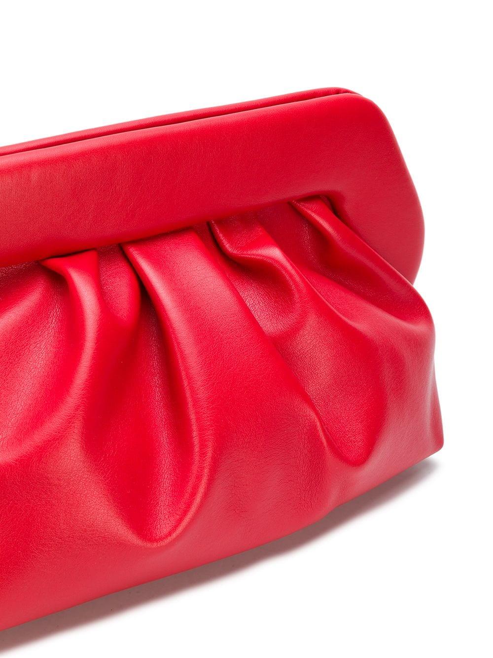 Bios Leather Clutch