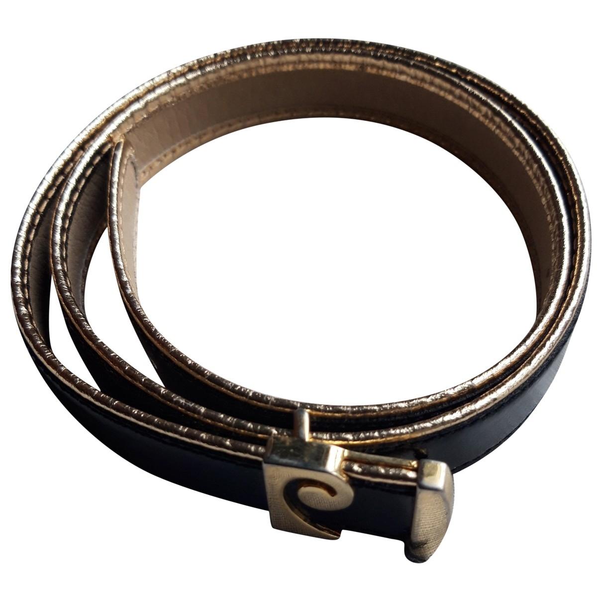 Cinturon de Cuero Pierre Cardin