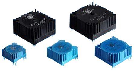 RS PRO 2 x 115V, 2 x 9V Toroidal Transformer, 3.2VA