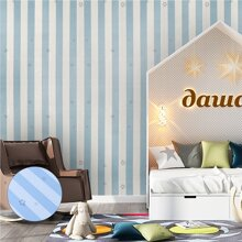 Striped Pattern Wallpaper Sticker