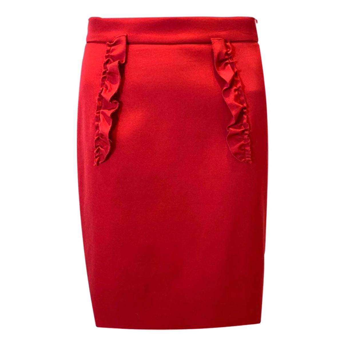 Miu Miu \N Red skirt for Women 42 IT