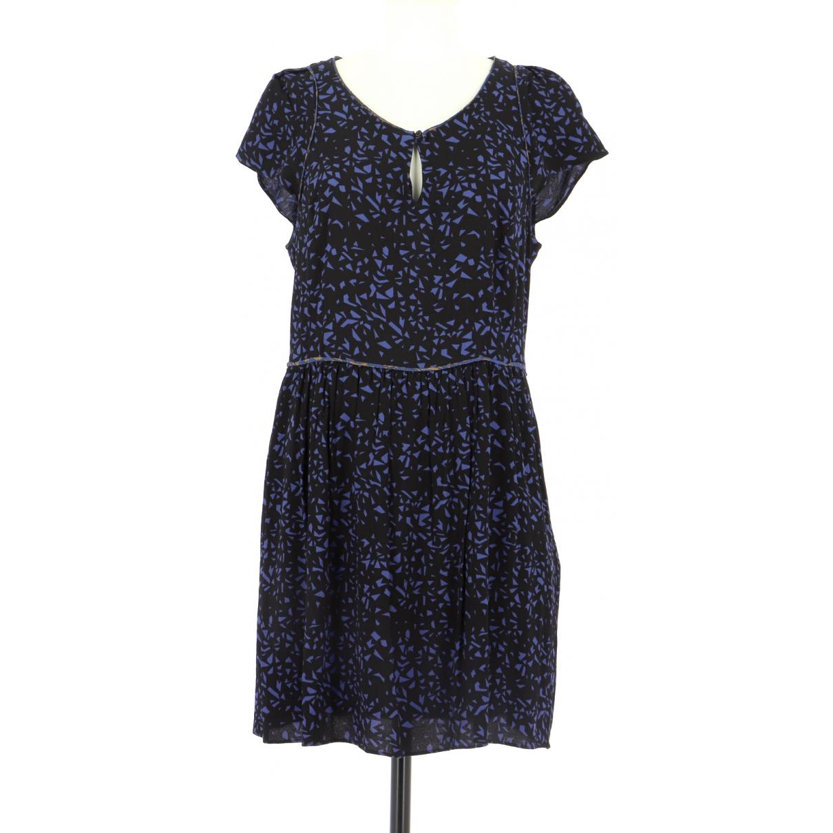 Comptoir Des Cotonniers \N Navy dress for Women 44 FR