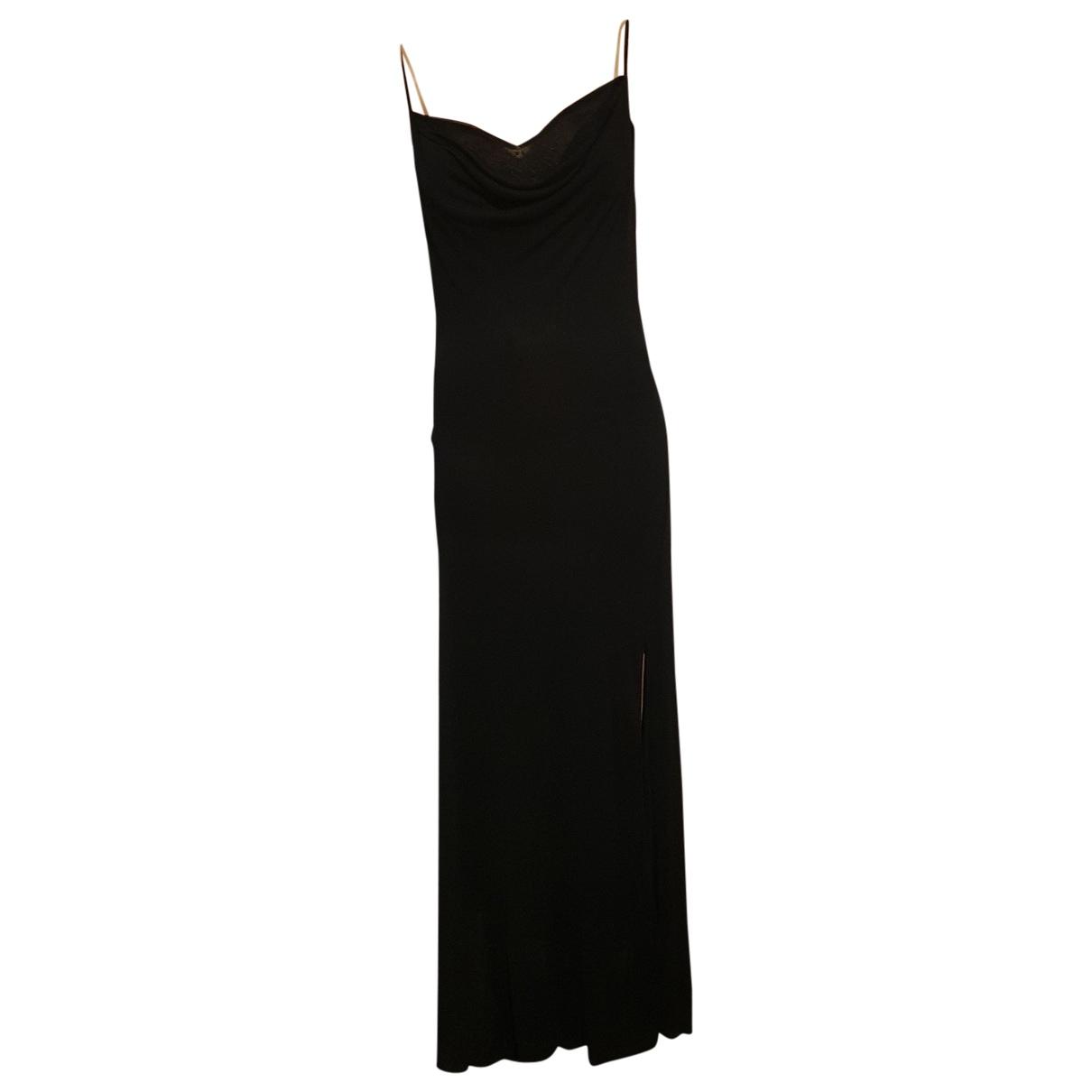 Maxi vestido Versace