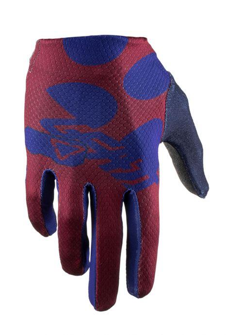 Leatt 6020003642 Marine DBX 1.0 Women's GripR Glove Medium