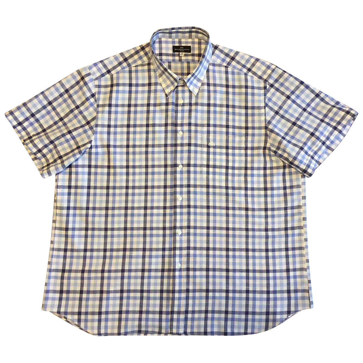 Balenciaga \N T-Shirts in  Weiss Baumwolle