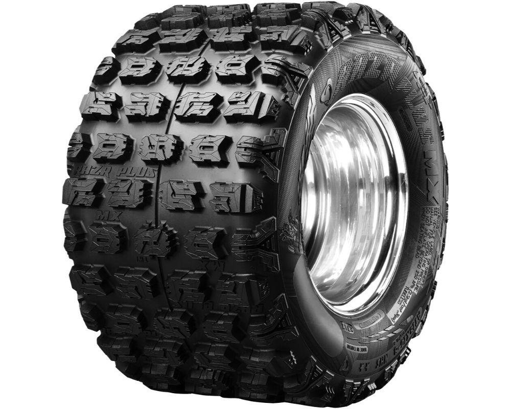 Maxxis Tire TM01034100 Razr Plus MX Tire AT18 X10.00 B 8 225 BSW
