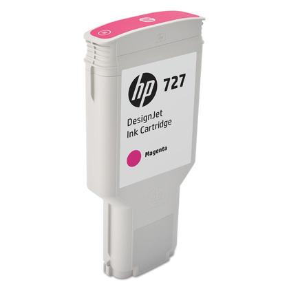 HP 727 F9J77A cartouche d'encre originale magenta haute capacit� 300ml