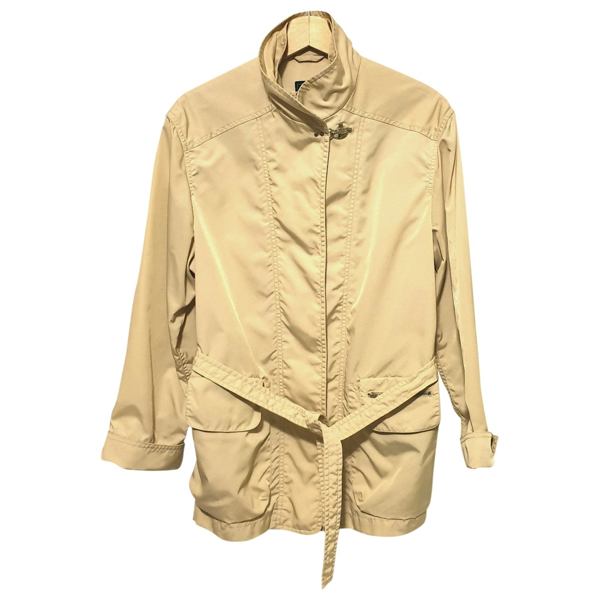 Fay - Trench   pour femme - beige