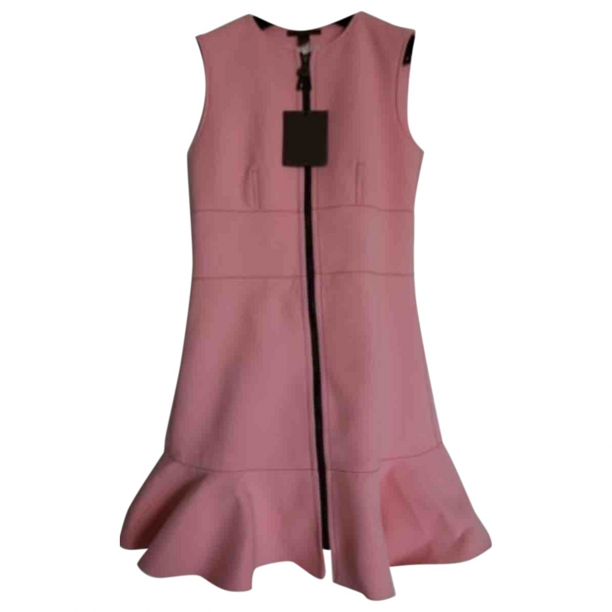 Louis Vuitton \N Pink dress for Women 36 FR