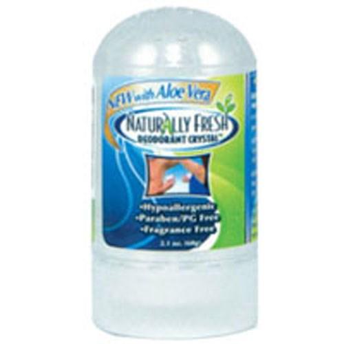 Deodorant Crystal 2.1 Oz by Naturally Fresh