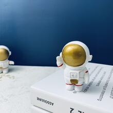 1pc Astronaut Design Decorative Object