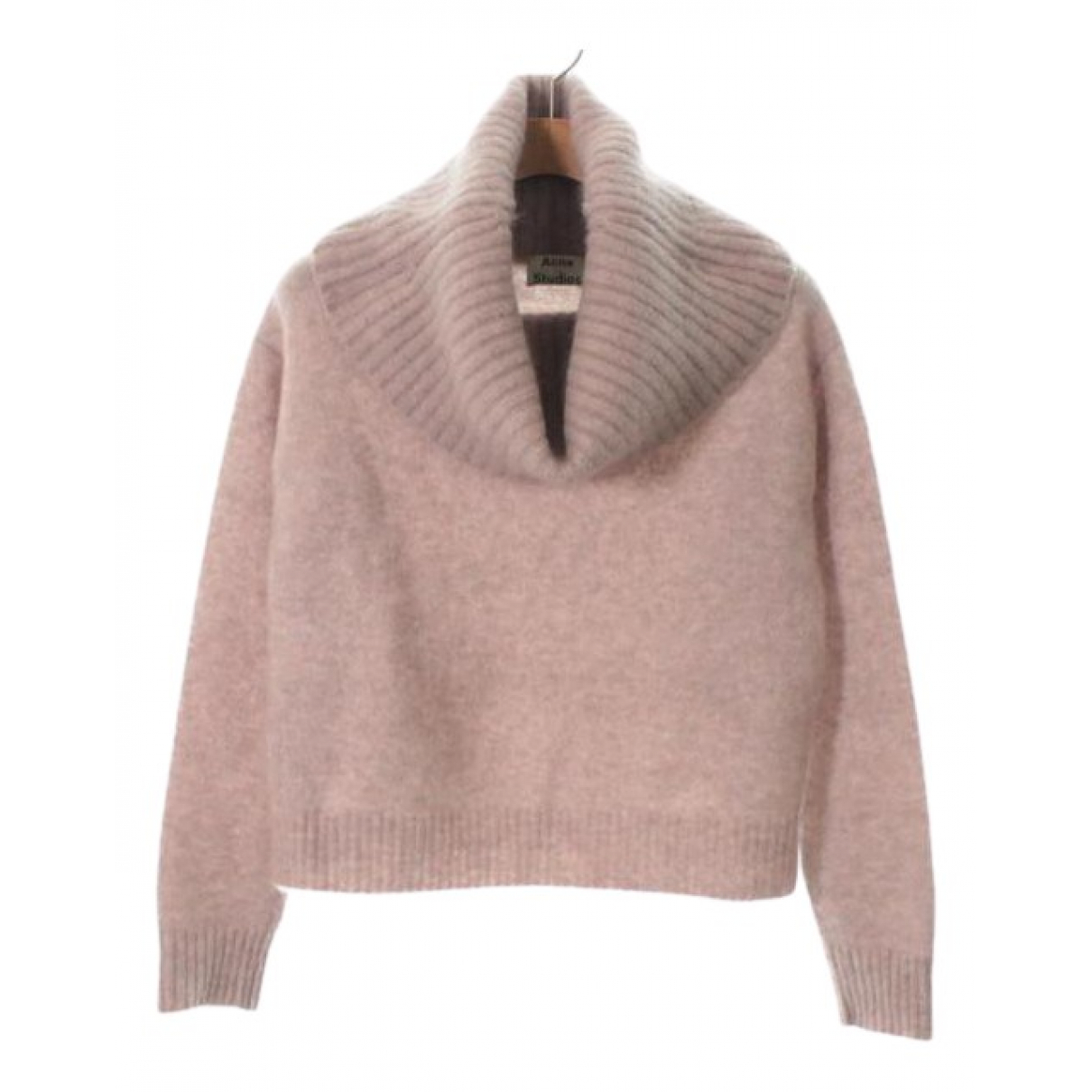 Acne Studios \N Pullover in  Rosa Wolle