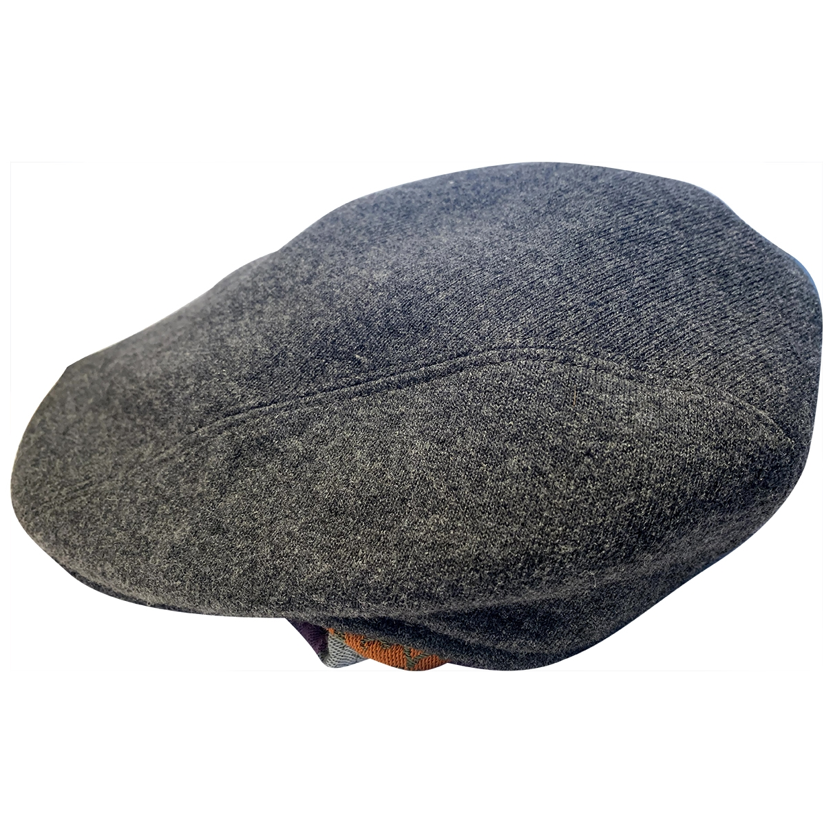 Non Signé / Unsigned \N Grey Wool hat & pull on hat for Men 58 cm