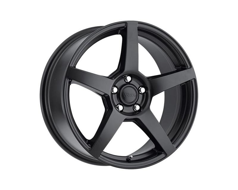 Voxx Wheels MGA 775-5108-40 MB MGA Wheel 17x7.5 5x1080 40 BKMTXX Matte Black