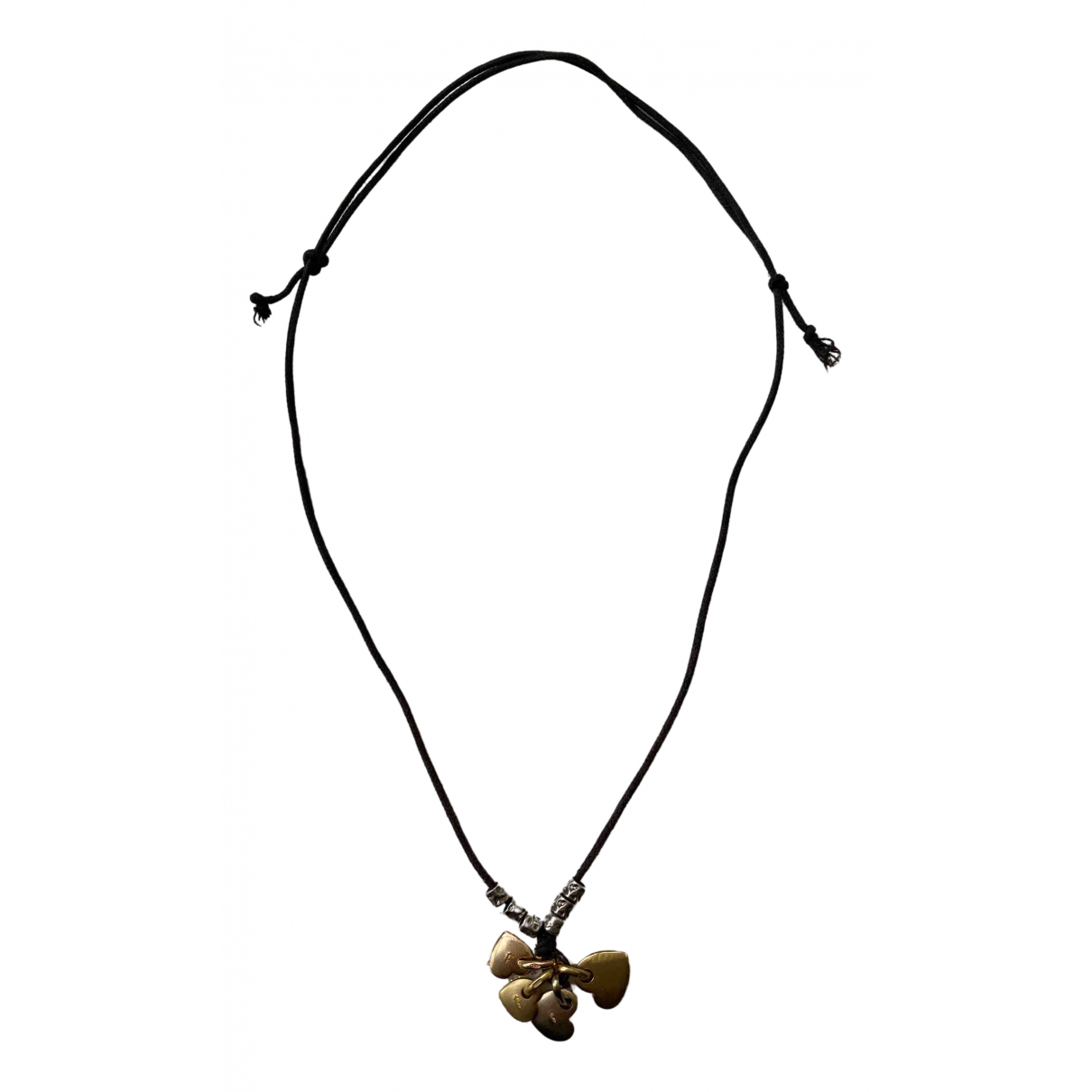 Pomellato N Yellow Yellow gold necklace for Women N