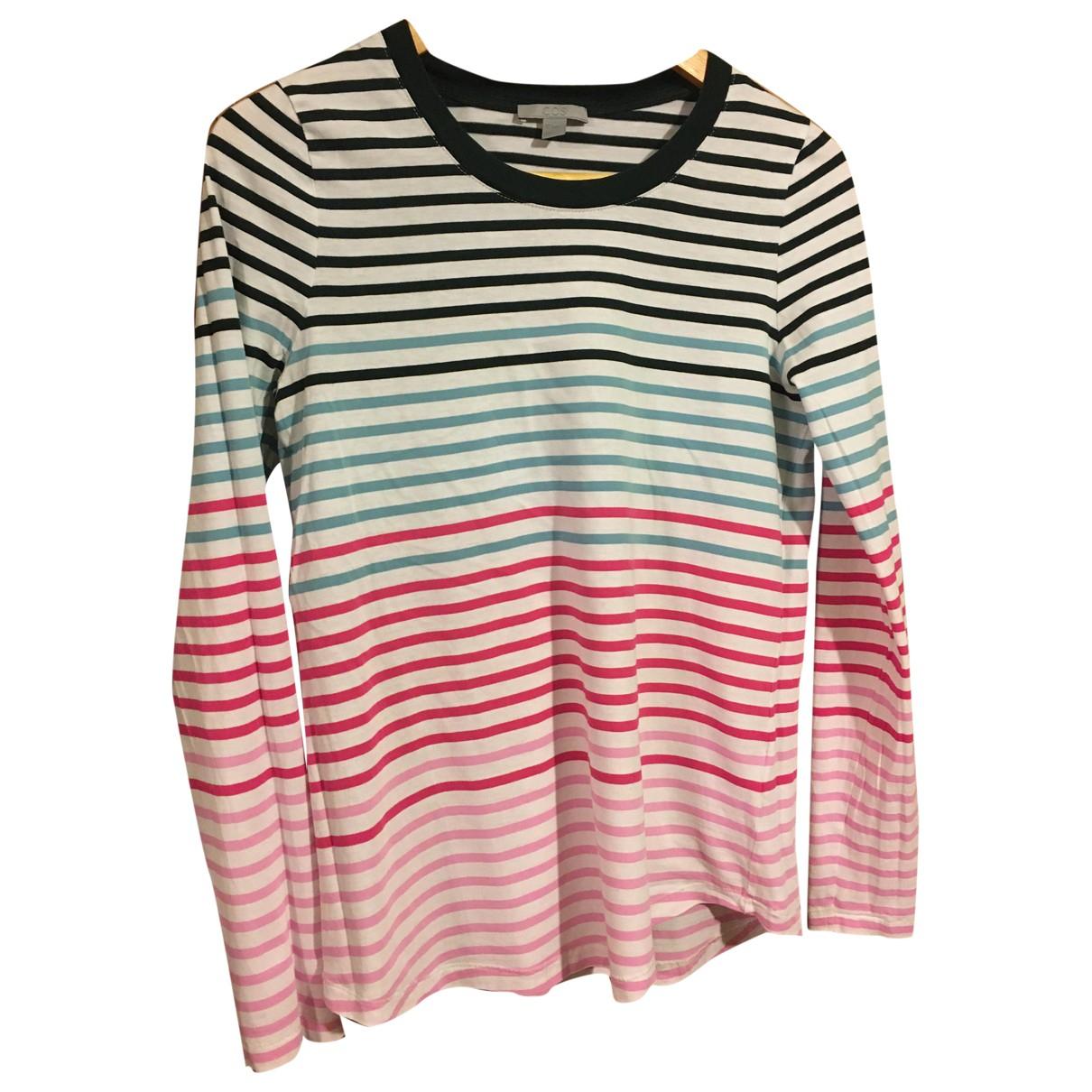 Cos \N Multicolour Cotton  top for Women S International