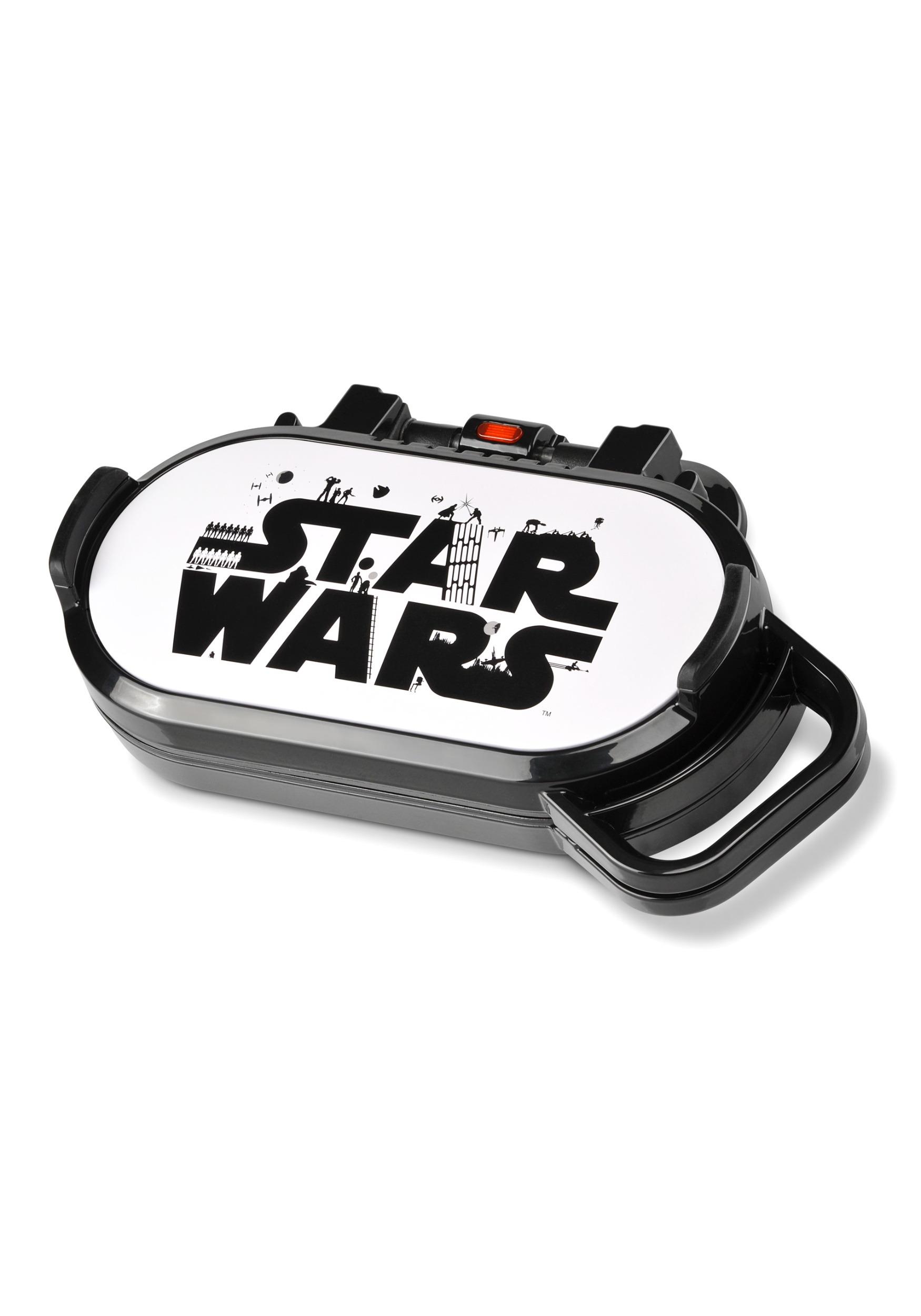 Flip Non-Stick Star Wars Pancake Maker