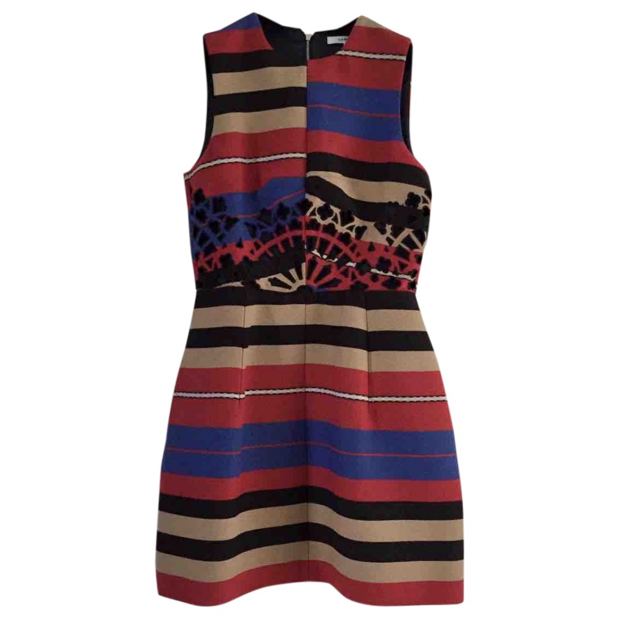 Carven \N Multicolour Wool dress for Women 36 FR