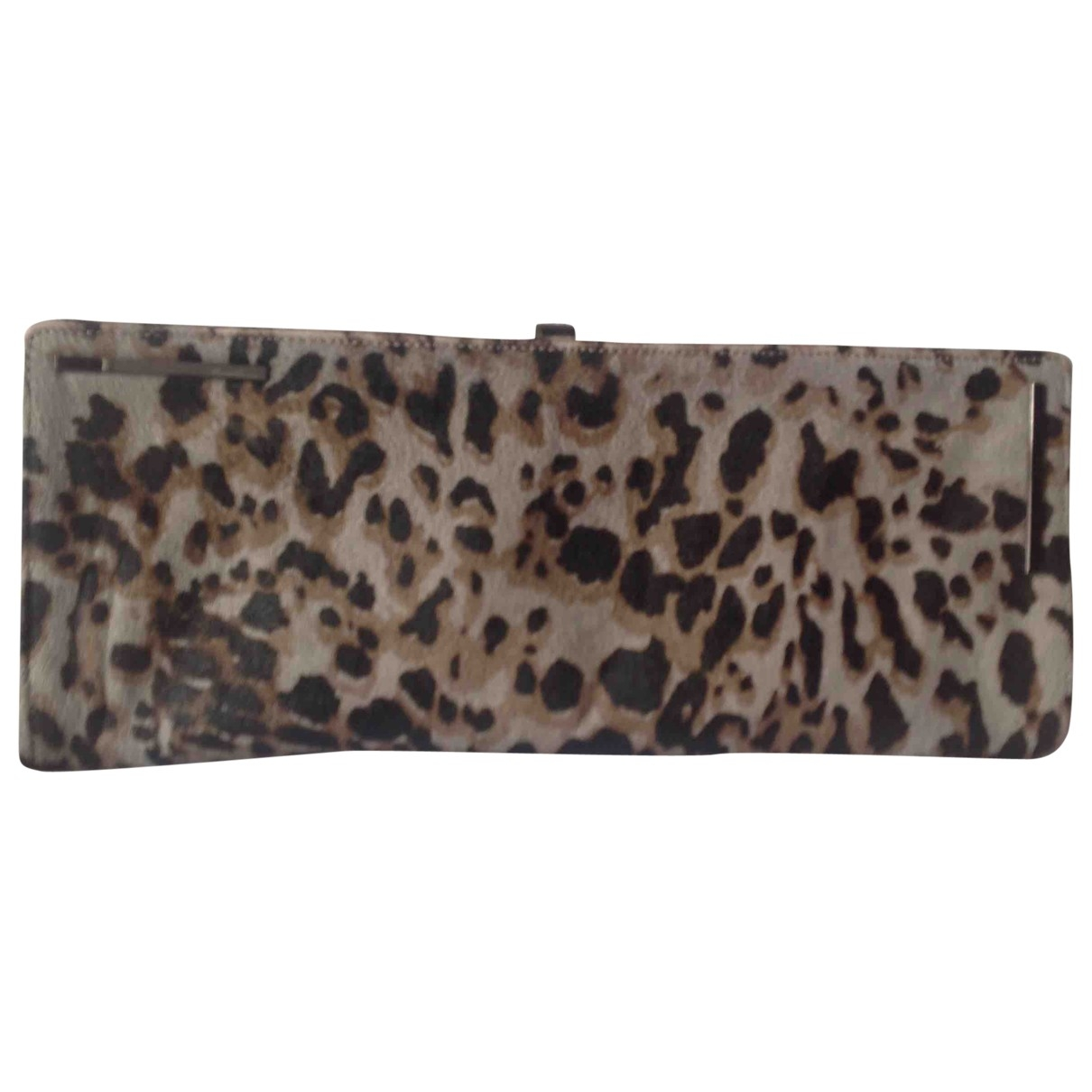 Kenneth Cole \N Pony-style calfskin Clutch bag for Women \N