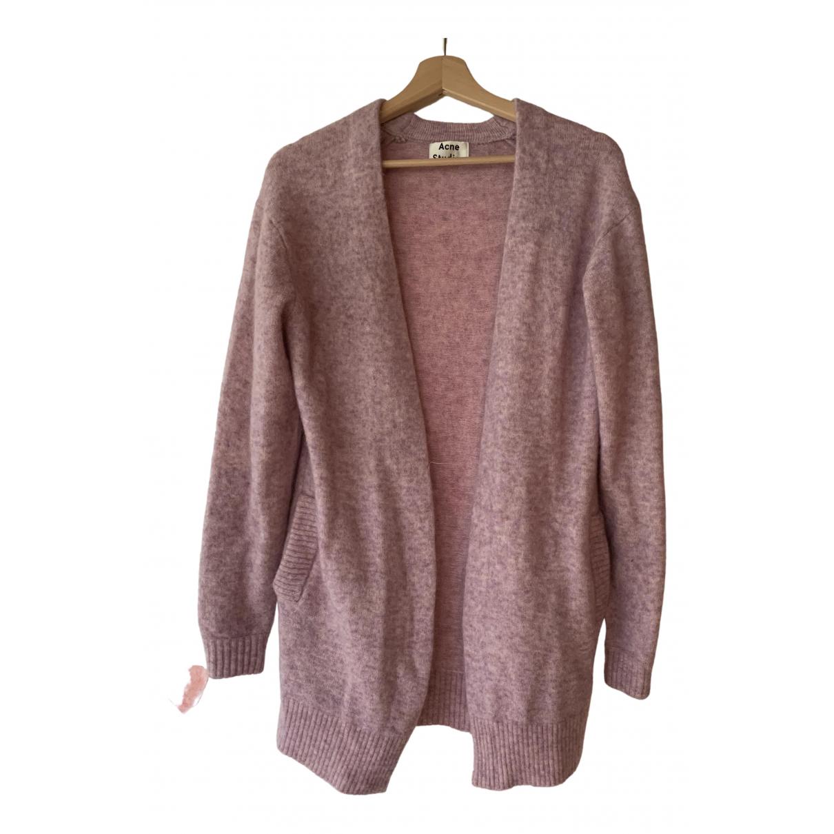 Acne Studios N Pink Wool Knitwear for Women L International