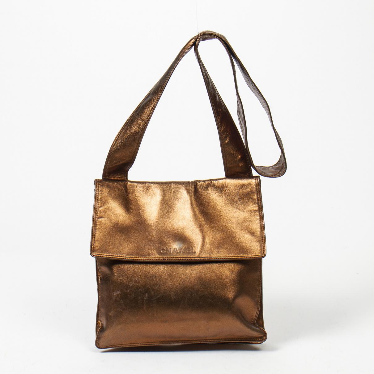 Chanel \N Leather handbag for Women \N