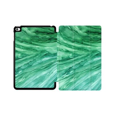 Apple iPad mini 4 Tablet Smart Case - Emerald von Becky Starsmore