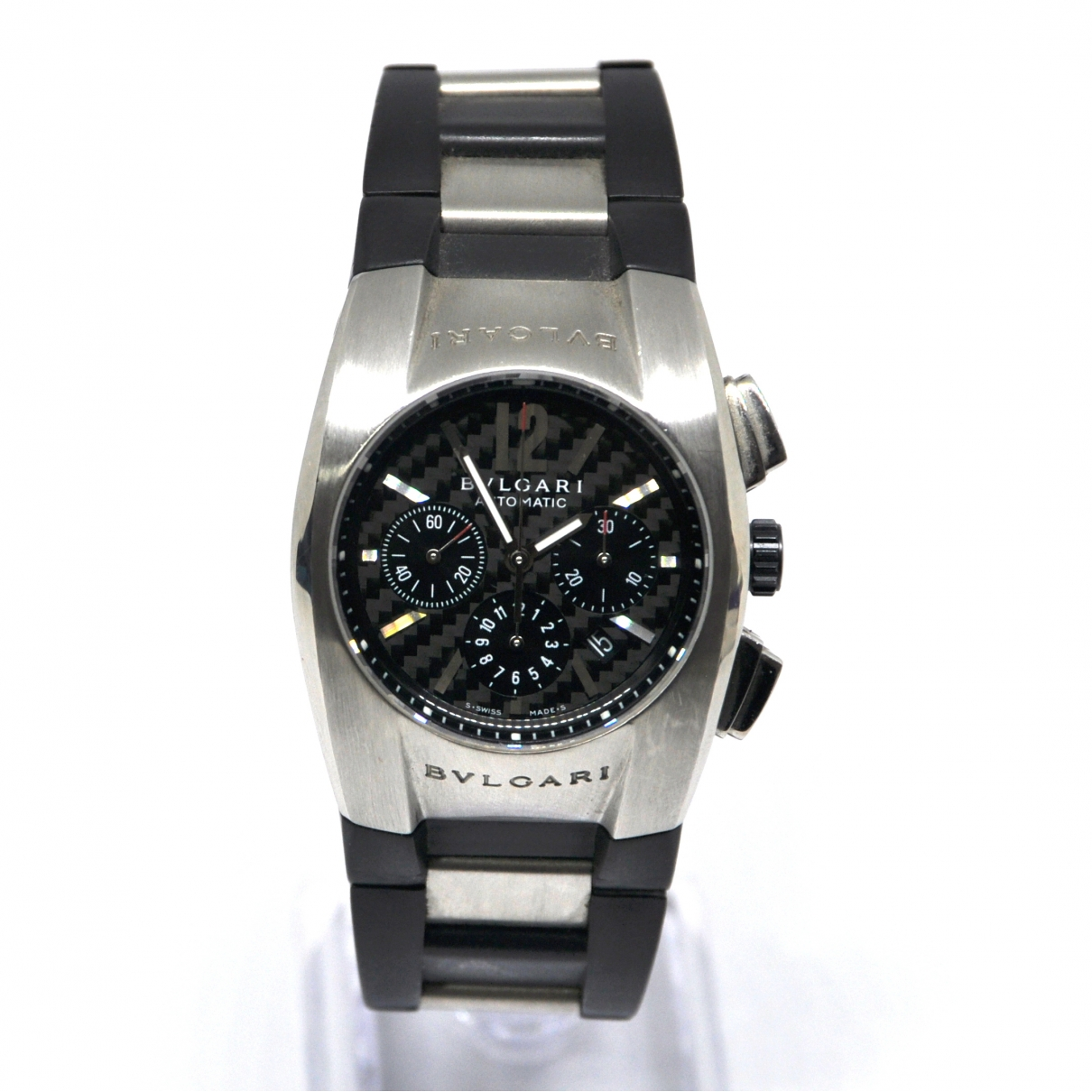 Bvlgari Ergon Steel watch for Men \N
