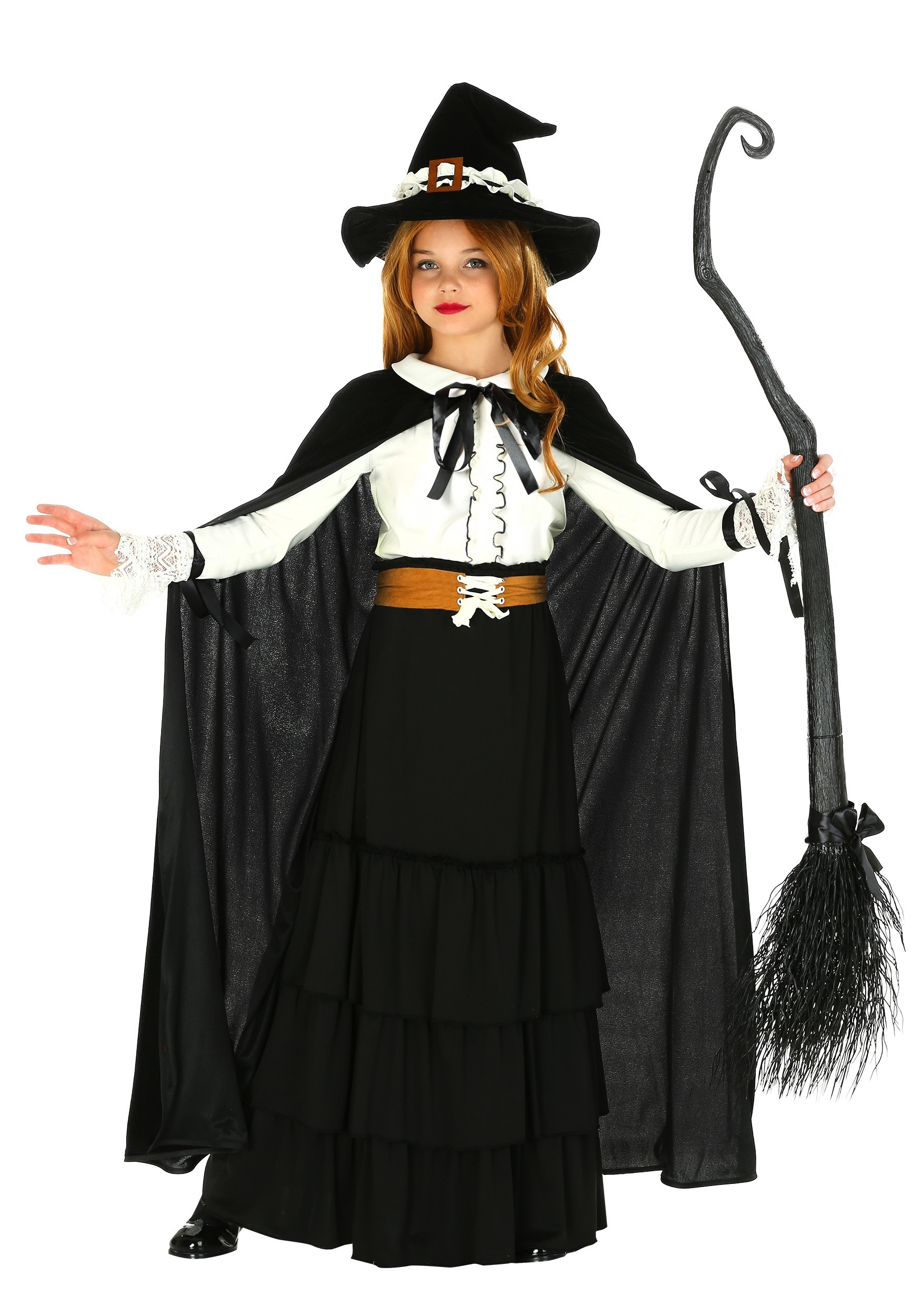 Salem Witch Costume