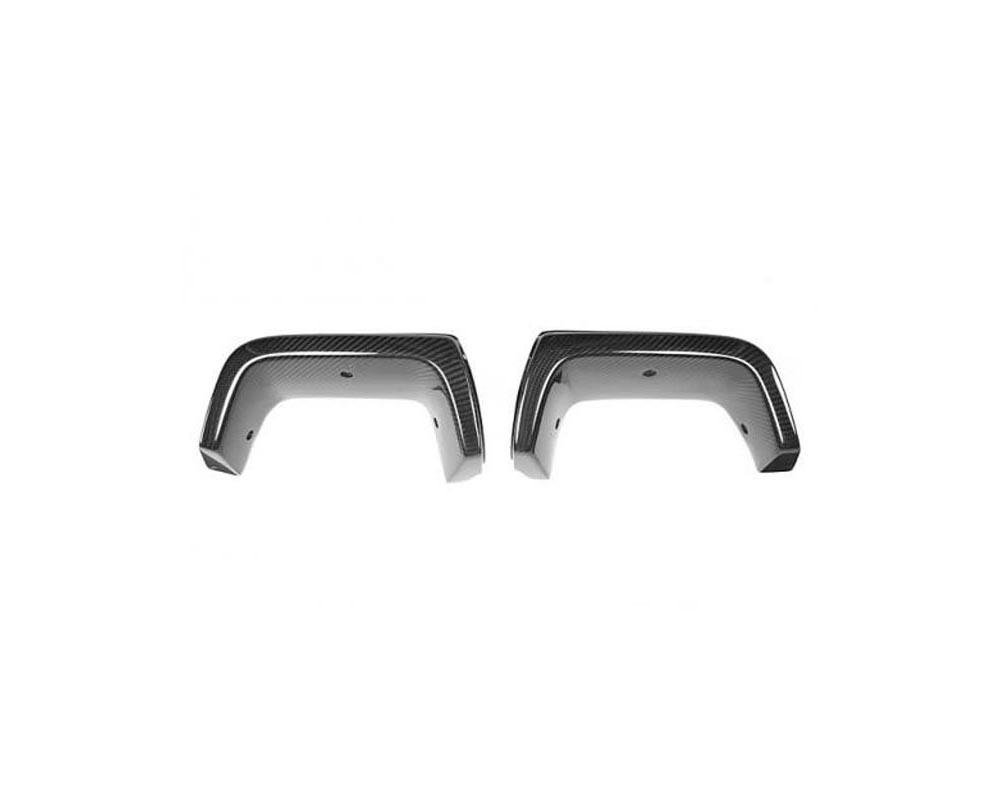 Carbign Craft CBX-WRXHSHAT Carbon Fiber Exhaust Heat Shield Subaru WRX | STI Hatchback 11-13