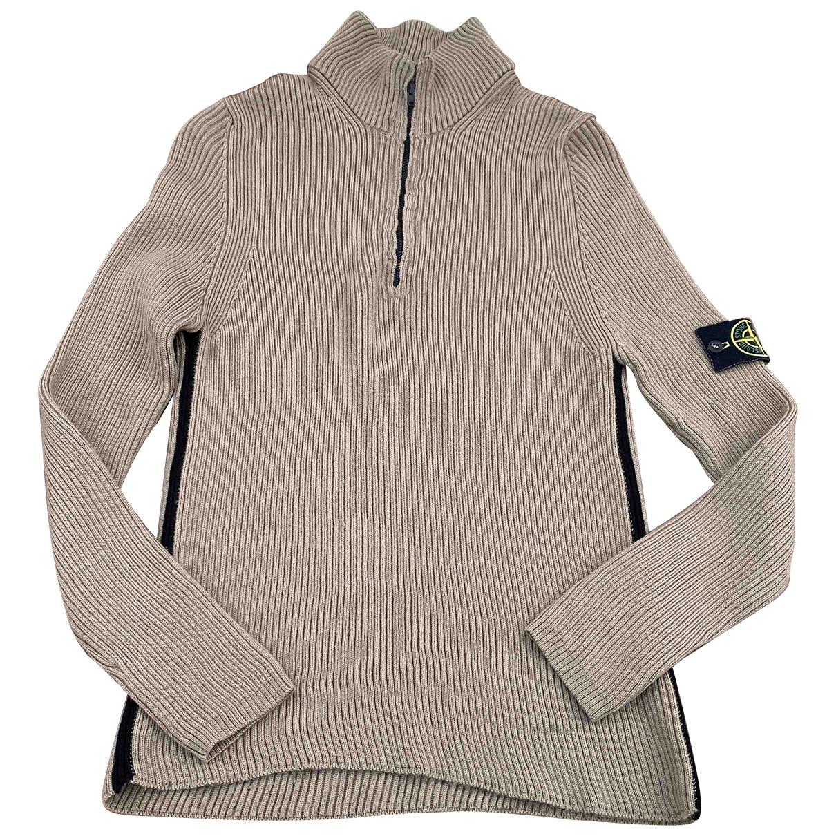 Stone Island \N Pullover.Westen.Sweatshirts  in Wolle