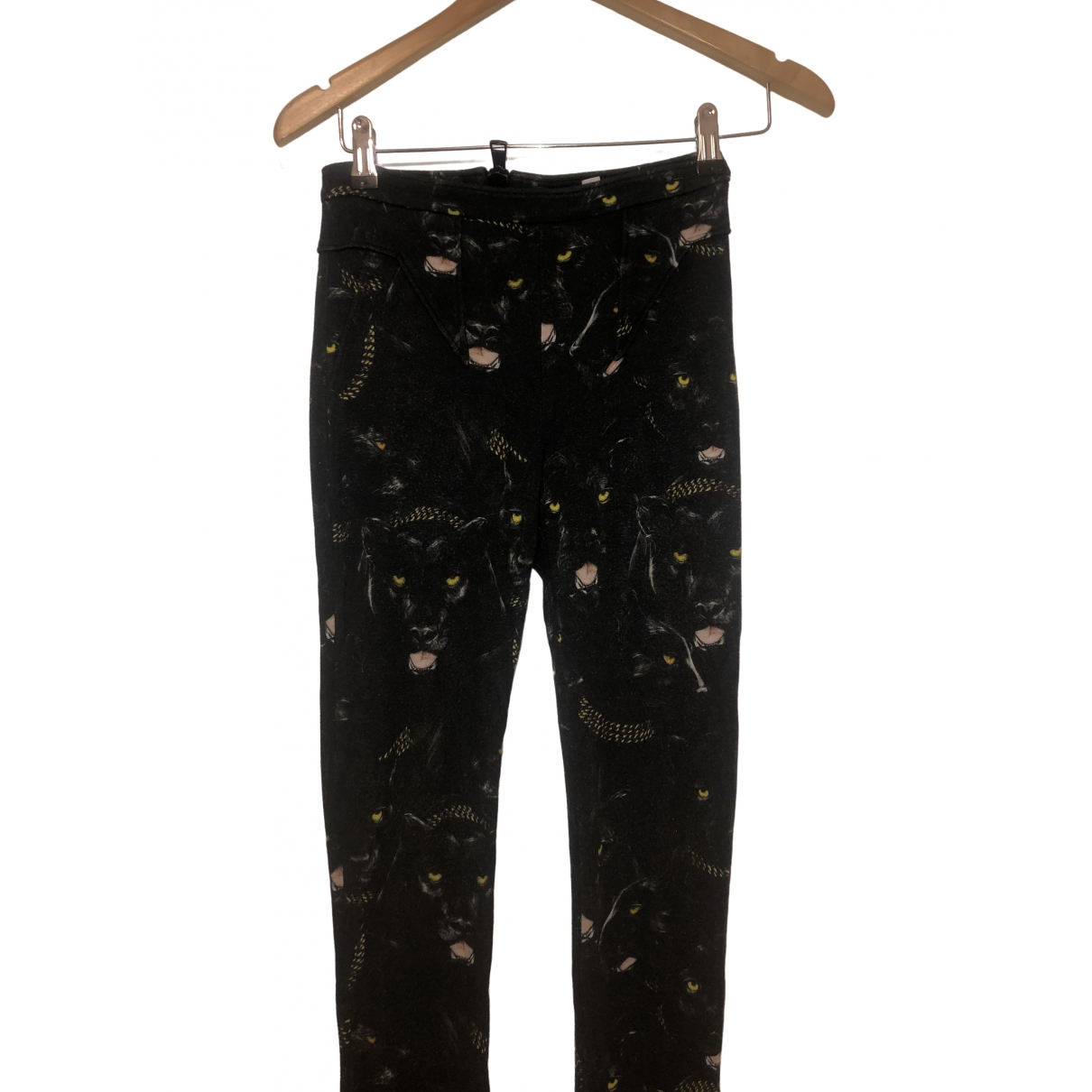 Givenchy \N Grey Trousers for Women XS International