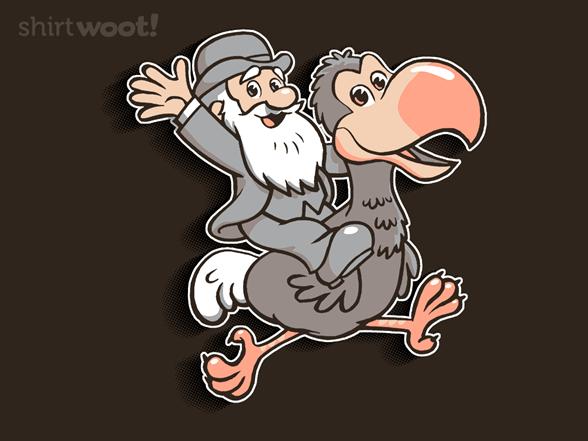 Dodo's Island T Shirt
