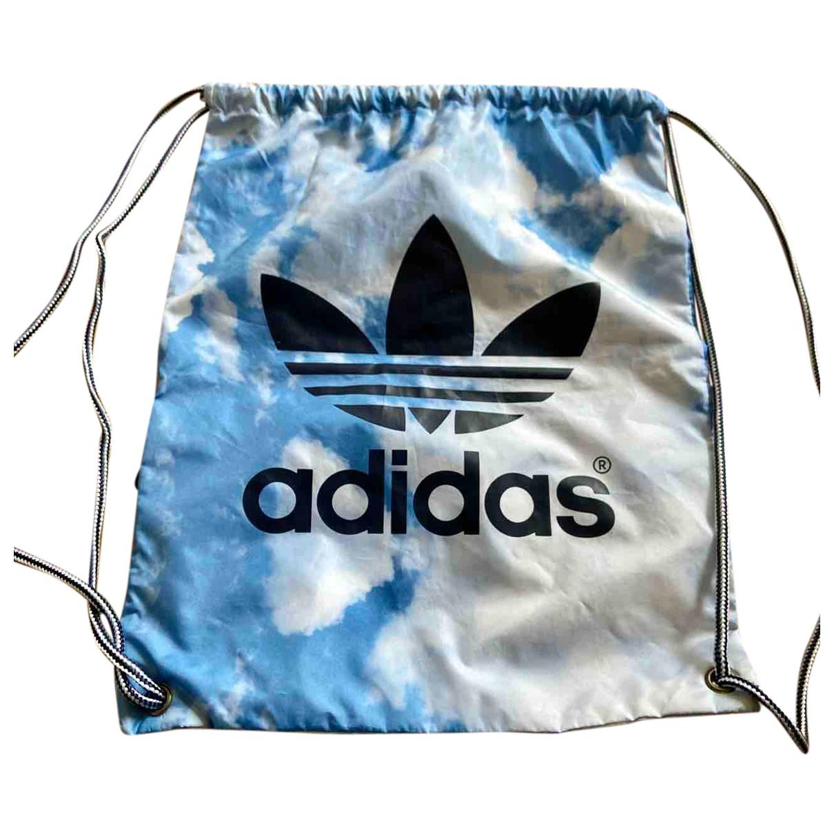 Adidas \N Rucksaecke in  Weiss Polyester